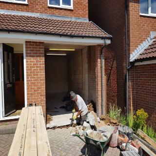 garage conversion Bolton