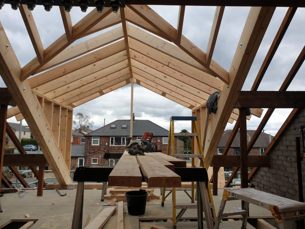 roofing and joinery services in Wigan